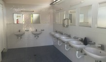 Κοινόχρηστα μπάνια του Simos Camping