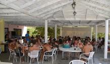 Η καφετέρια του Simos Camping